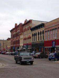 Downtown Faribault, Minnesota
